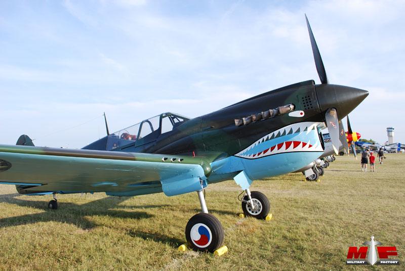 P-40 Warhawk - SKG Trading